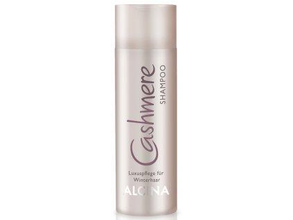 Alcina Cashmere - šampon s kašmírovým extraktem pro lesk vlasů 200ml