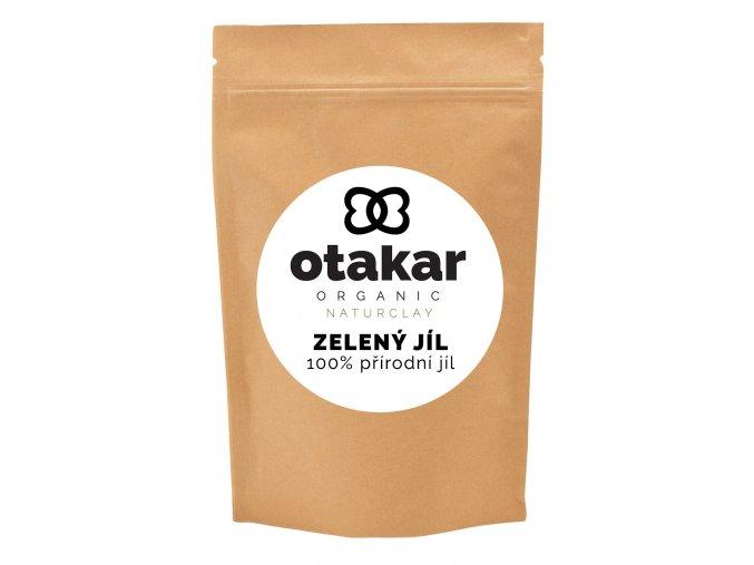 Otakar Organic Naturclay - 100% čistý zelený jíl 80g