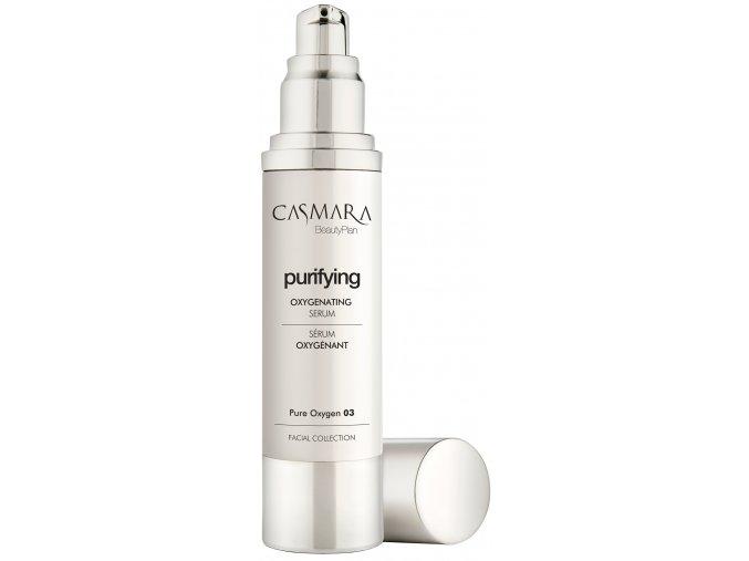 Casmara Purifying Oxygenating Serum - okysličující sérum pro všechny typy pleti 50ml