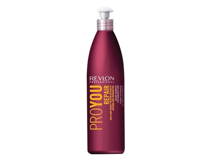 Revlon Professional PROYOU Repair Shampoo - rekonstrukční šampon pro narušené vlasy