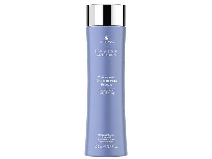 Alterna Caviar Restructuring Bond Repair Shampoo - obnovující šampon na slabé a poškozené vlasy 250ml