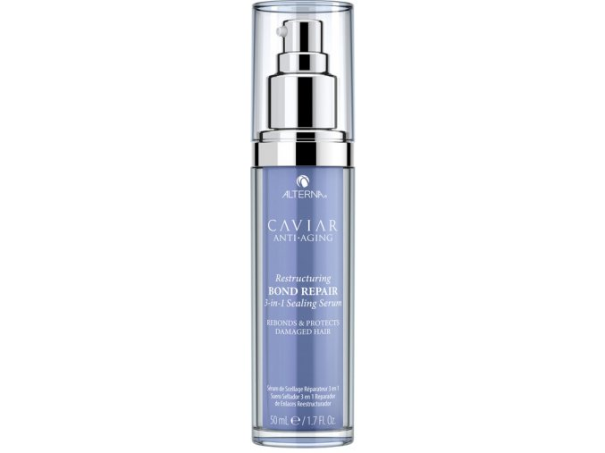 Alterna Caviar Restructuring Bond Repair 3-in-1 Sealing Serum