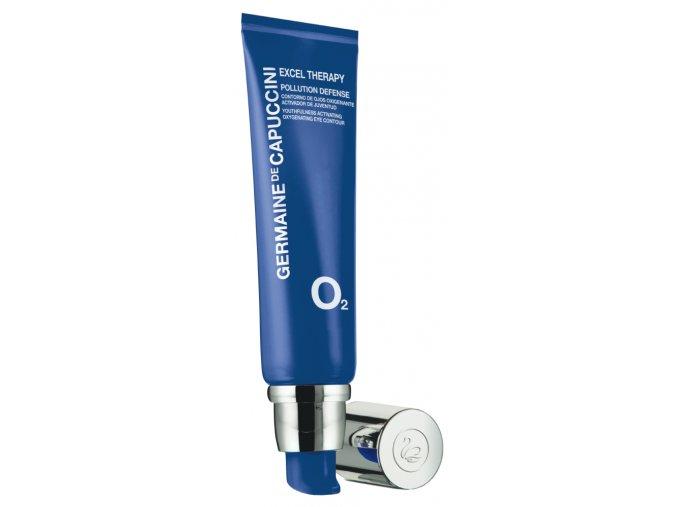 Germaine de Capuccini Excel Therapy O2 Cityproof - okysličující krém proti vráskám na oční okolí 15ml