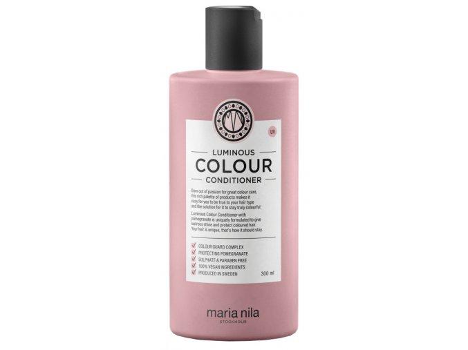Maria Nila Luminous Colour Conditioner – rozjasňující kondicionér na barvené vlasy 300ml
