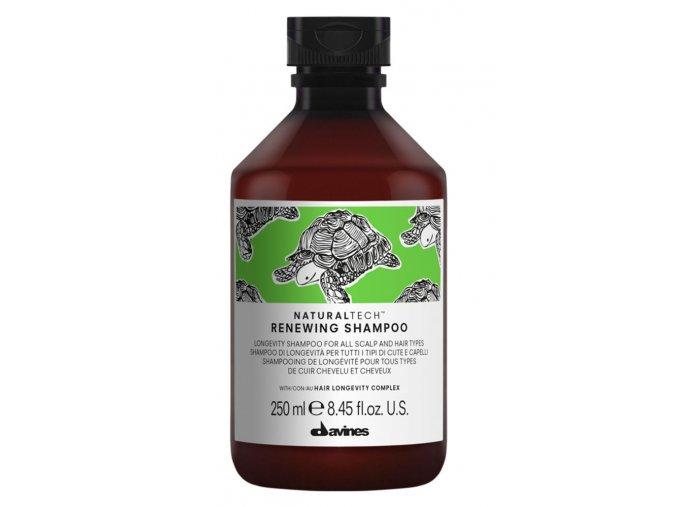 Davines Naturaltech Renewing – šampon proti stárnutí vlasů 250ml