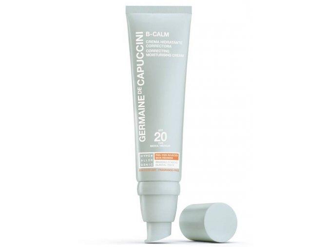 Germaine de Capuccini B-Calm – korekční hydratační krém na citlivou pleť SPF20 50ml
