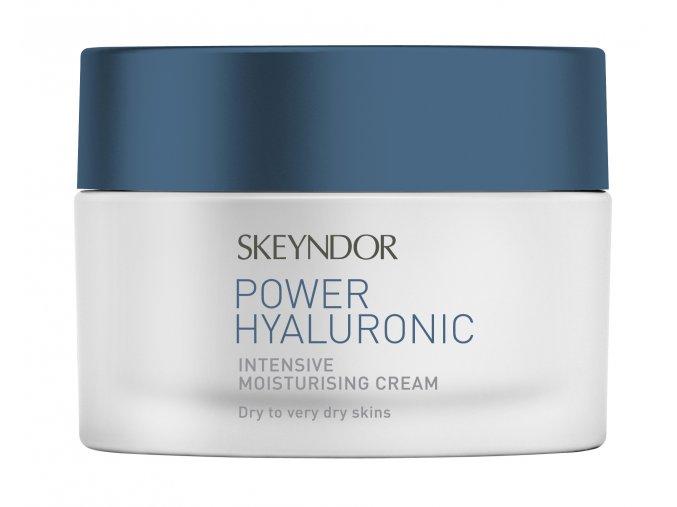 Skeyndor Power Hyaluronic Intensive Moisturising Cream - intenzivní hydratační krém pro suchou až velmi suchou pleť 50ml
