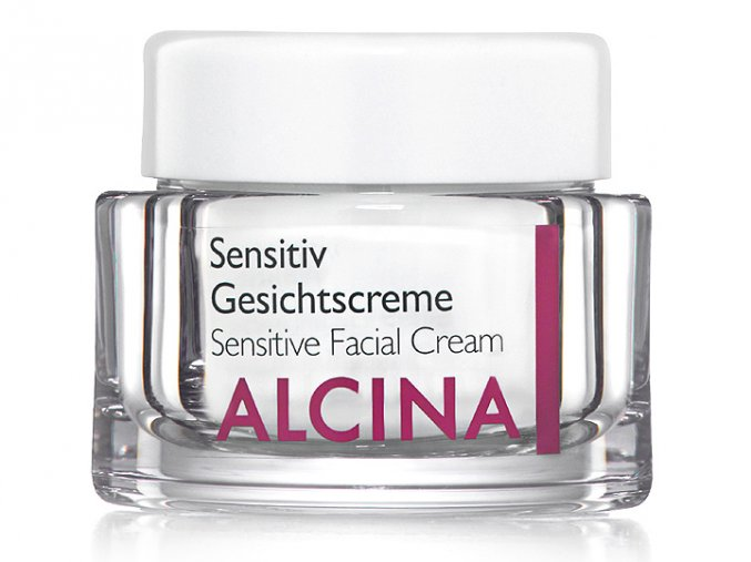 Alcina sensitiv krem 50ml
