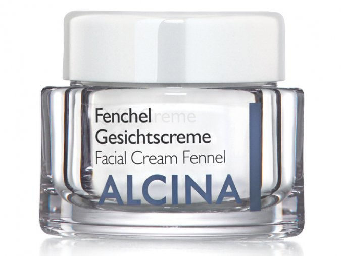 Alcina - turgorový krém Fenchel 50ml