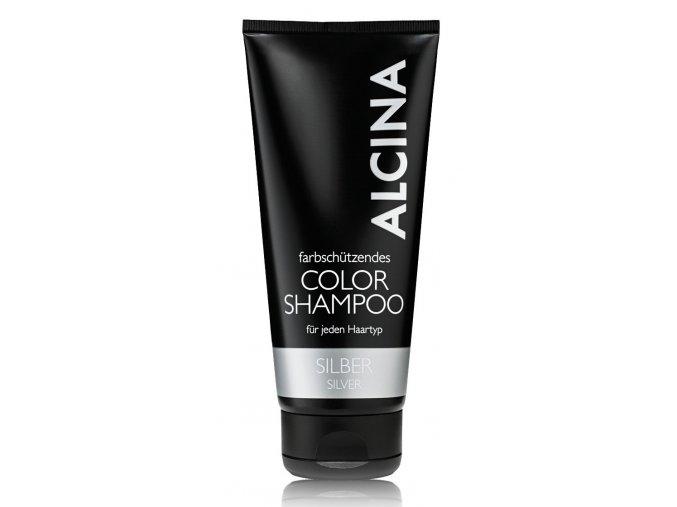 Alcina Color Shampoo - šampon pro údržbu barvy vlasů 200ml