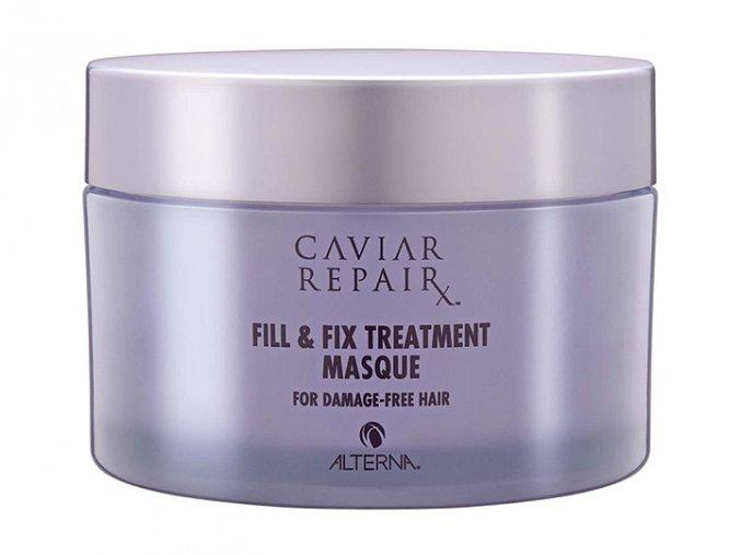 Alterna Caviar Repair X – obnovující maska s proteiny pro poškozené vlasy 161g