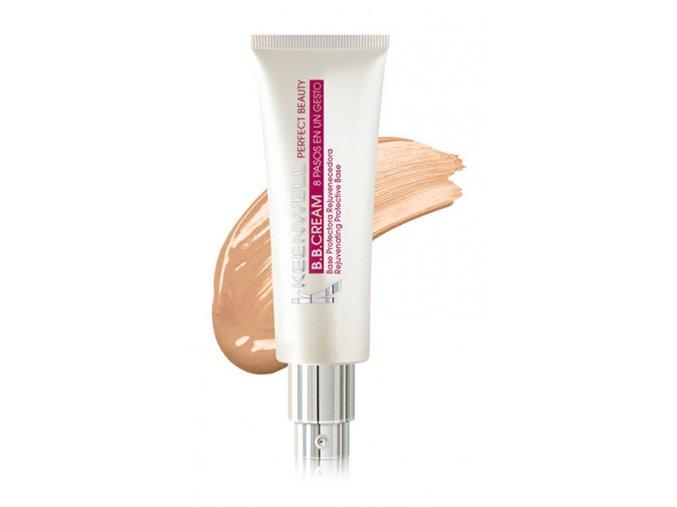 Keenwell BB Cream SPF20 – tónovací krém pro podrážděnou pleť 40ml