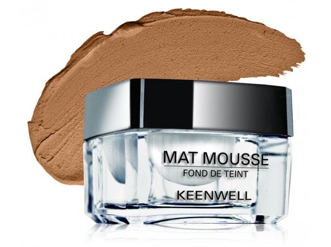 Keenwell Mat Mousse - pěnový make-up s matovým efektem 20ml
