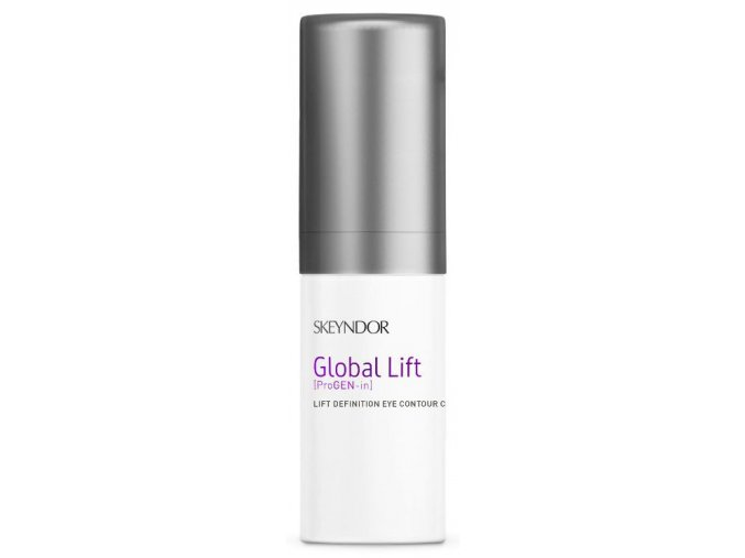 Skeyndor Global Lift Lift Definition Eye Contour Cream – liftingový krém na oční okolí 15ml
