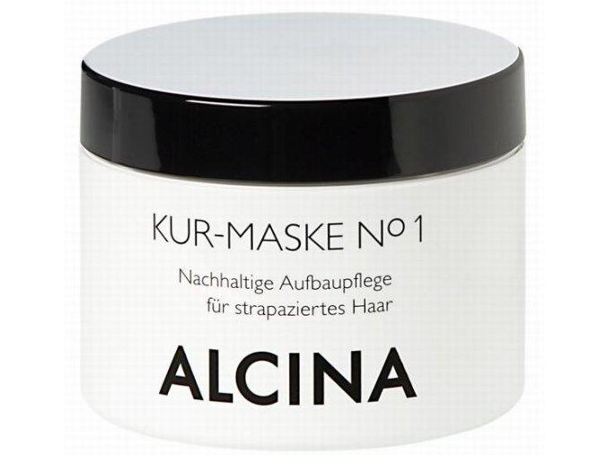 Alcina No1 - maska na barvené vlasy 200ml