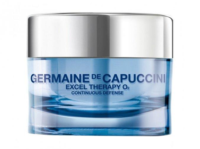 Germaine de Capuccini Excel Therapy O2 - okysličující krém proti vráskám pro suchou pleť