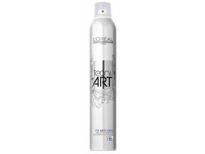 Loréal Professionnel Tecni.Art Fix Anti-Frizz - vlasový sprej proti vlhkosti se silnější fixací 400ml