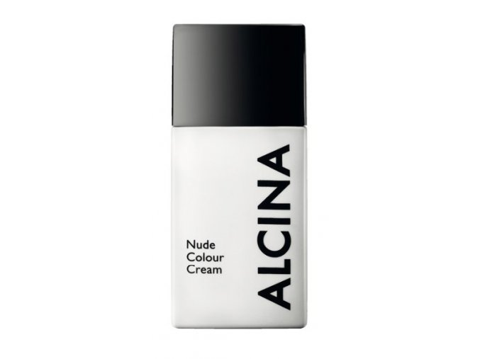 Alcina Nude Colour Cream - tónovací krém 35ml