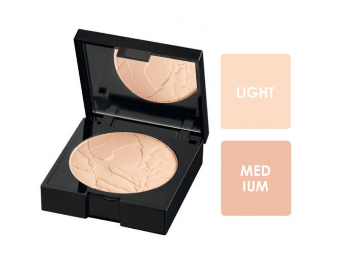 Alcina Matt Sensation Powder - kompaktní make-up a pudr v jednom 9g