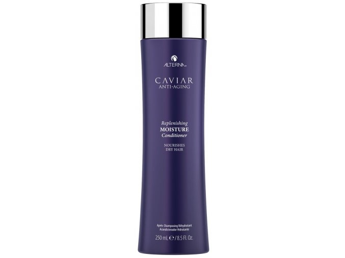 Alterna Caviar Replenishing Moisture - hydratační kondicionér s kaviárem pro suché vlasy