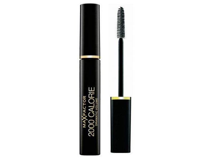 Max Factor 2000 Calorie Dramatic Volume Mascara – objemová řasenka 9ml