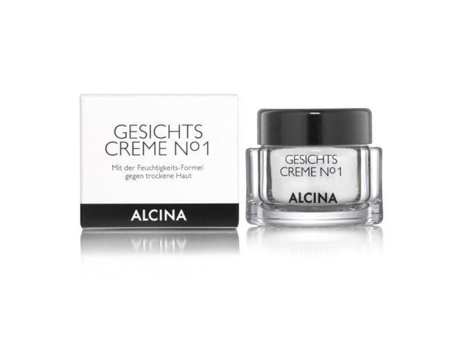 Alcina No1 - hydratační pleťový krém 50ml