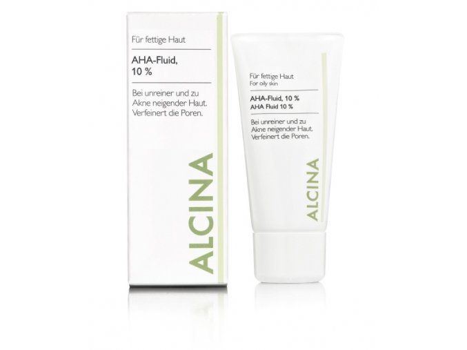 Alcina - AHA-fluid 10% 50ml