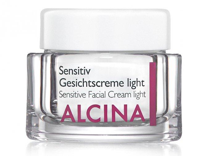 Alcina sensitiv krém light 50ml