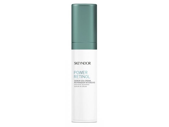 Skeyndor Power Retinol Intensive Repairing Serum-In-Cream – intenzivní reparační krémové sérum s retinolem 30ml