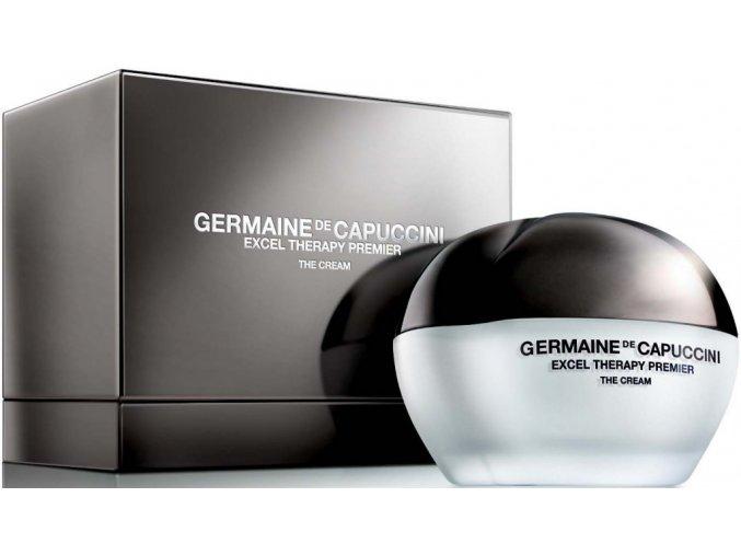 Germaine de Capuccini Excel Therapy Premier The Cream - krém proti známkám stárnutí 50ml