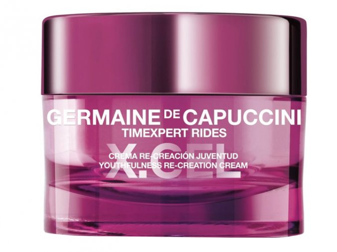 Germaine de Capuccini Timexpert Rides X.Cel Youthfulness Re-Creation Cream - omlazující krém pro korekci hlubokých vrásek 50ml
