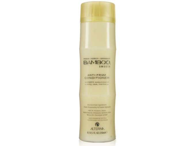 Alterna BAMBOO SMOOTH Anti-Frizz Conditioner - kondicionér proti krepacení vlasů
