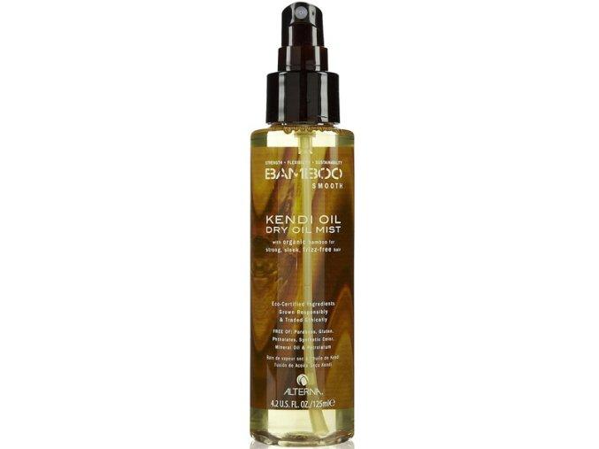 Alterna BAMBOO SMOOTH Kendi Dry Oil Mist - ochranný pěstící sprej