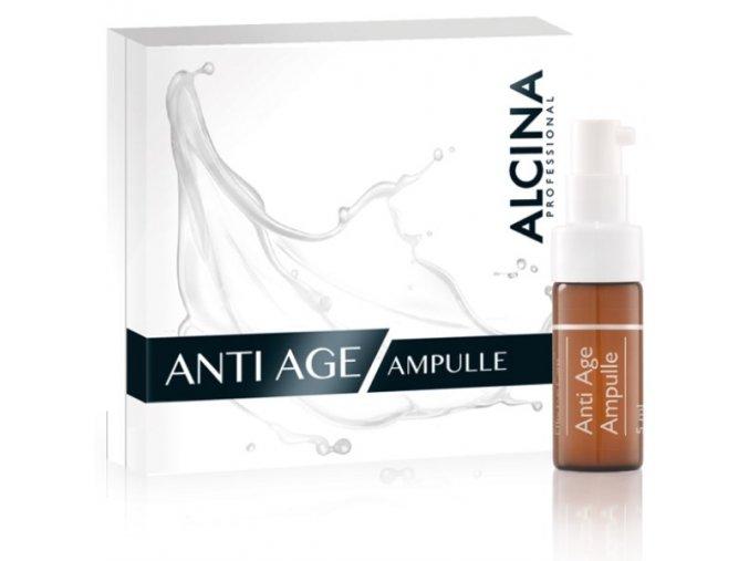 Alcina Anti-Age Ampulle - koncentrát pro vyhlazení vrásek 5ml