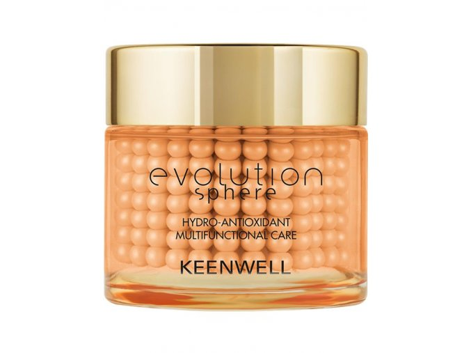 Keenwell Evolution Sphere Hydro-Antioxidant Multifunctional Care - projasňující krém s vitamínem C 80ml