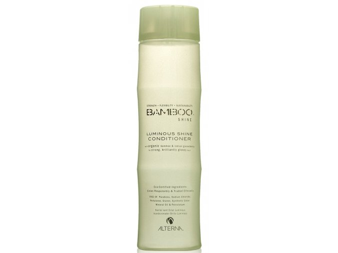 Alterna BAMBOO SHINE Luminous Conditioner - kondicionér pro zářivý lesk