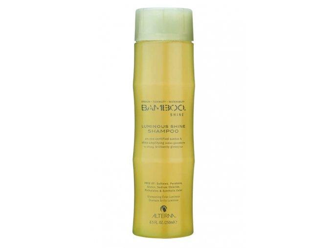 Alterna BAMBOO SHINE Luminous Shampoo - šampon pro zářivý lesk vlasů