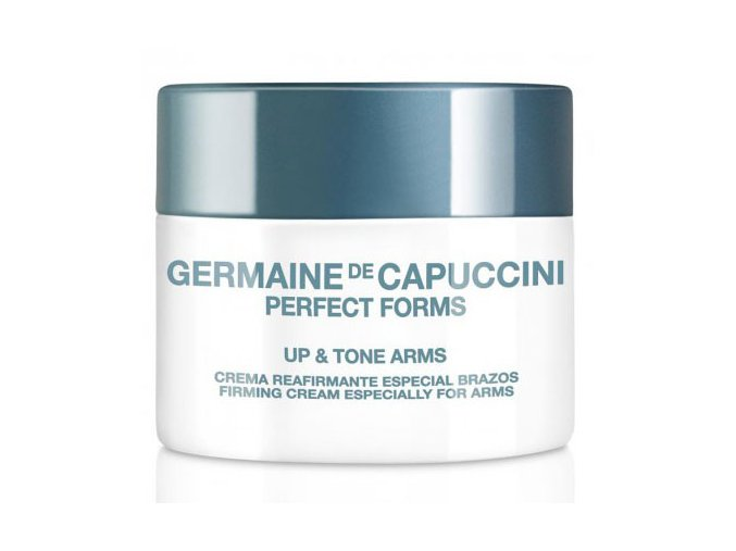 Germaine de Capuccini Perfect Forms Up & Tone Arms - zpevňující krém na paže 100ml