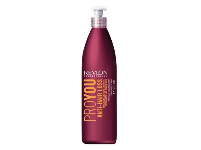 Revlon Professional PROYOU Anti Hair Loss Shampoo - šampon proti padání vlasů 350ml