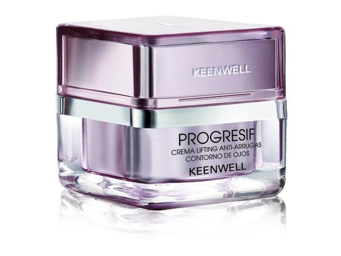 Keenwell Progresif Lifting Anti-Wrinkle Eye Contour Cream - krém na oční okolí proti vráskám 25ml
