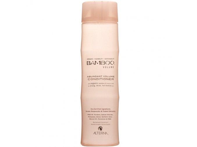 Alterna BAMBOO Volume Abundant Conditioner - kondicionér pro objem vlasů