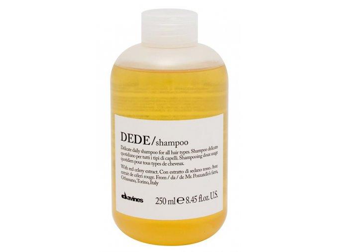 Davines Essential Dede - jemný šampon pro všechny typy vlasů