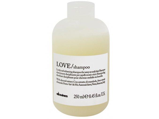 Davines Essential Love Curl - šampon pro vlnité a kudrnaté vlasy