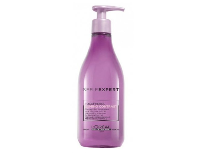 loréal Professionnel Expert Lumino Contrast Shampoo 500ml