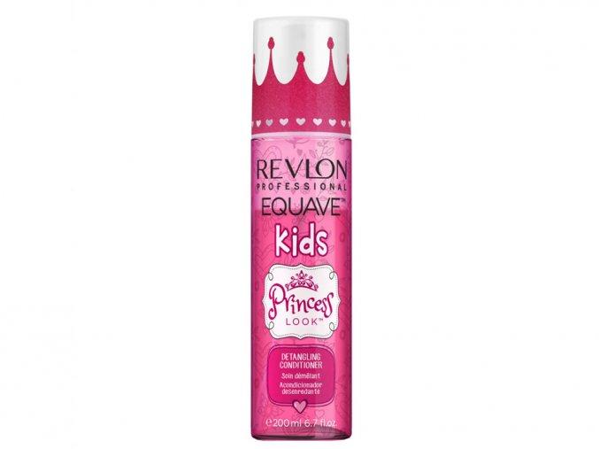 Revlon Professional EQUAVE KIDS Detangling Conditioner Princess Look - dětský kondicionér proti zacuchání vlasů