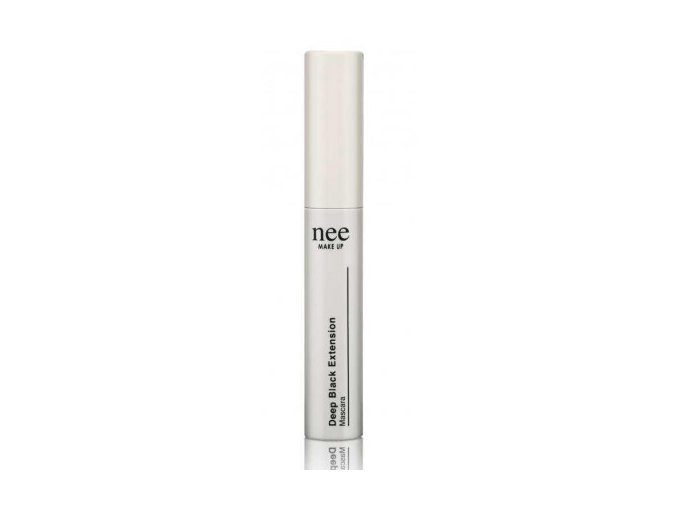 NEE Deep Black Extension Mascara - prodlužující řasenka 9ml