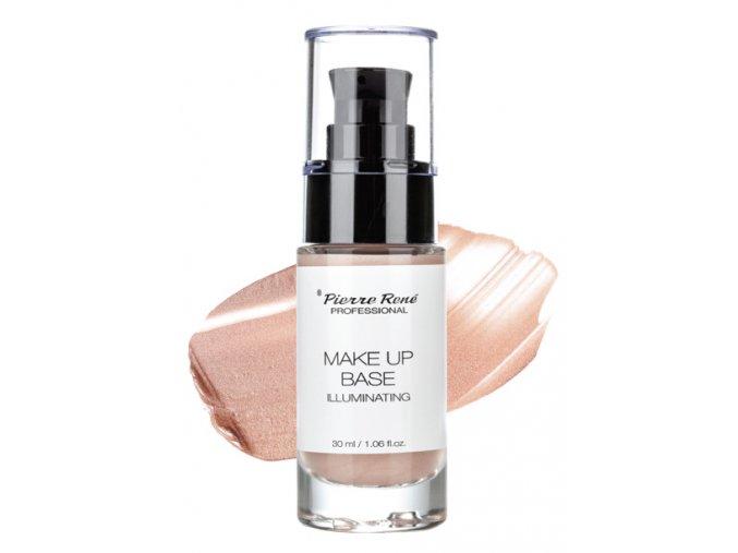 pierre rene makeup base illuminating