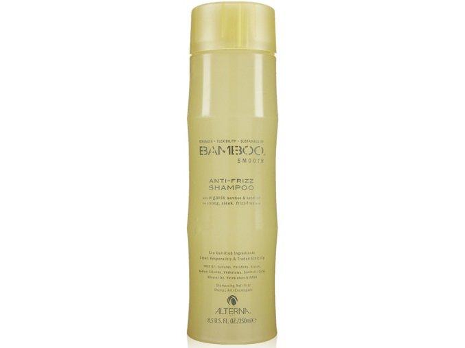 Alterna BAMBOO SMOOTH Anti-Frizz Shampoo - uhlazující šampon pro nepoddajné a krepaté vlasy