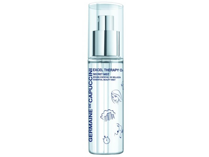Germaine de Capuccini Excel Therapy O2 Secret Mist - osvěžující pleťová voda 30ml