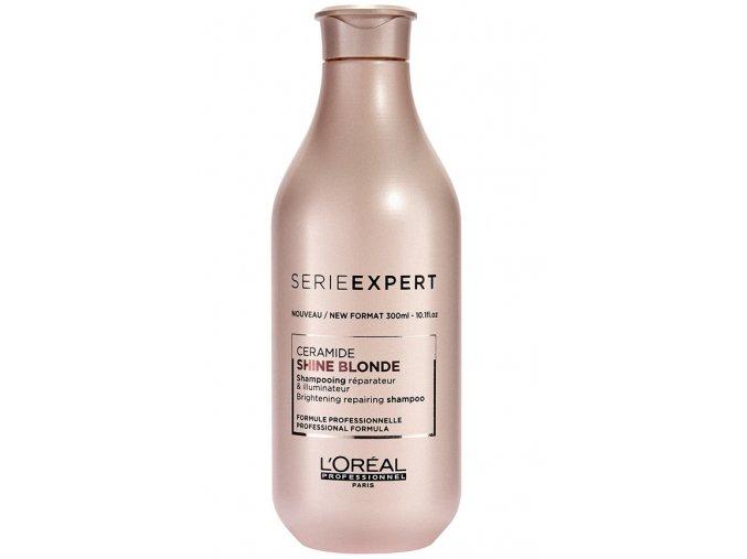 Loréal Professionnel Expert Shine Blonde - šampon pro obnovu a lesk blond vlasů 300ml
